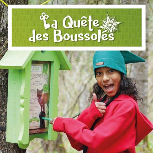 Logo La Quête des Boussolés