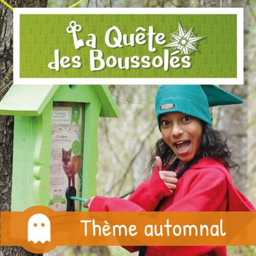 La Quête des Boussolés - Automne