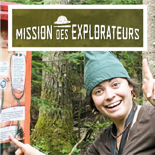 Mission des Explorateurs