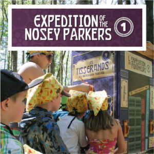 Expedition of the Nosey Parkers 1