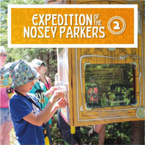 Expedition of the Nosey Parkers