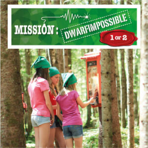 Mission Dwarfimpossible 1 or 2