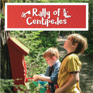 Rally of the Centipedes
